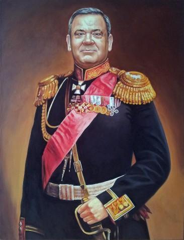 Где заказать портрет маслом в Калининграде?