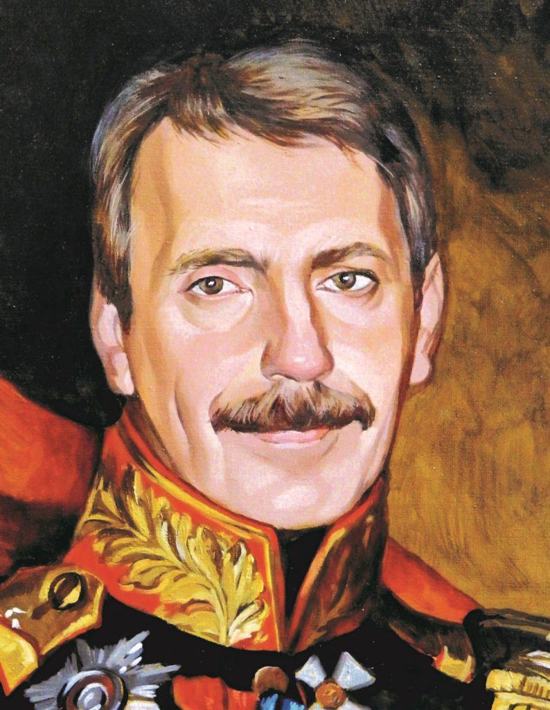 портрет маслом по фото Калининград