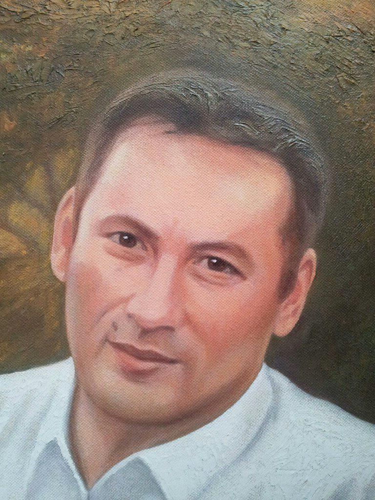где заказать семейный портрет маслом в Калининграде