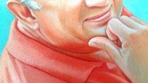 Портрет маслом руководителю