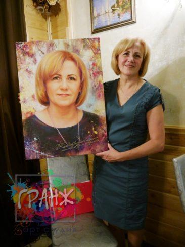 Портрет на заказ Калининград